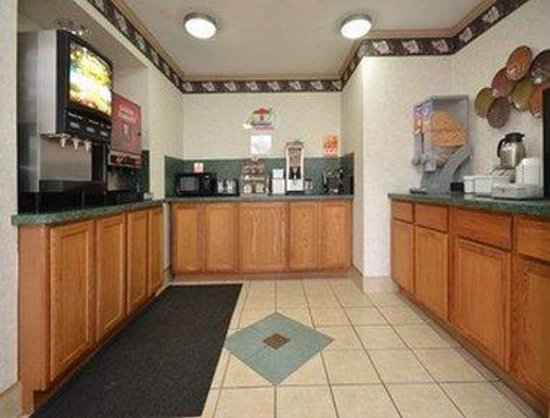 Super 8 Maumee Perrysburg Toledo Area: Breakfast Area