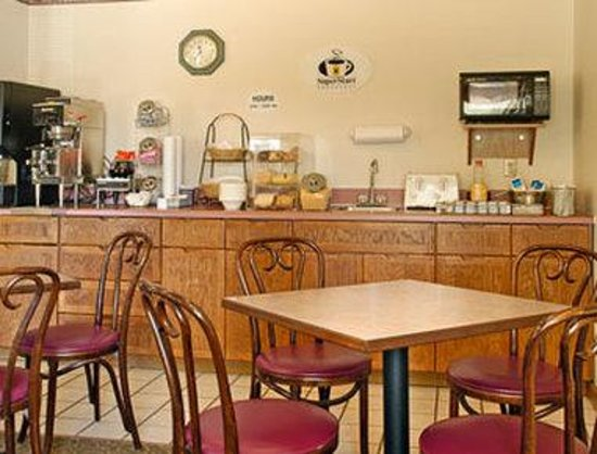 Super 8 Cloquet: Breakfast Area