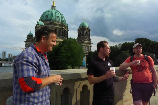 Fat Tire Tours Berlin: starting off right