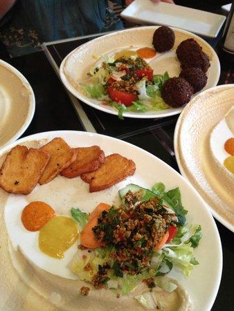 Fat Tire Tours Berlin: Turkish cuisine