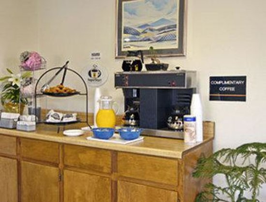 Super 8 Albany: Breakfast Area