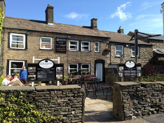 Cockett's Hotel: Located in the centre of Hawes