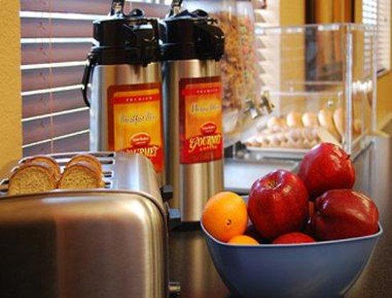 Super 8 Blaine/Mpls/St. Paul Area: Breakfast Setup