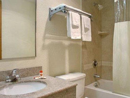 Super 8 Stamford/New York City Area: Bathroom