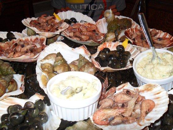 L'Ecailler du Bistrot : Seafood