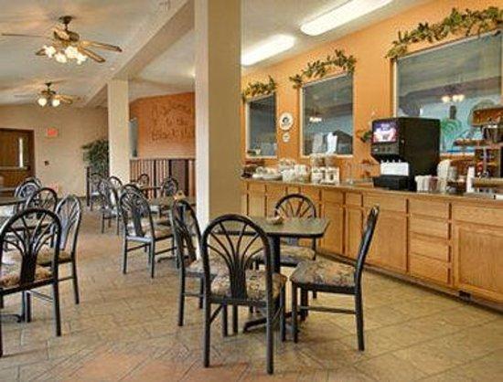Super 8 Custer/Crazy Horse Area: Breakfast Area