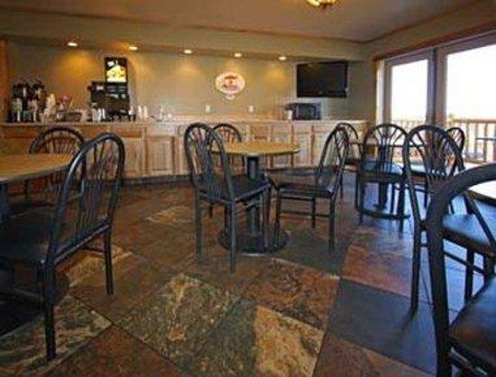 Super 8 West Yellowstone: Breakfast Area