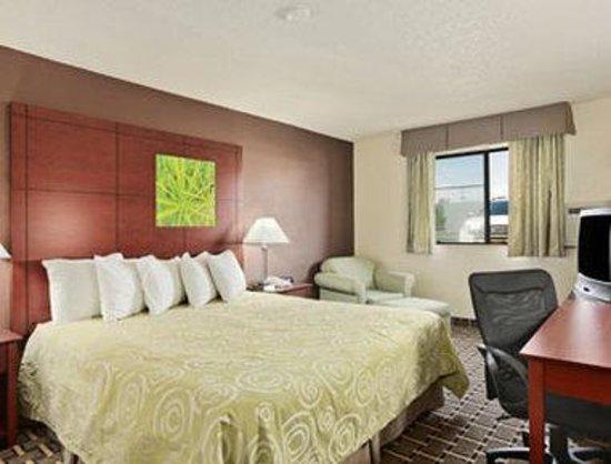 Super 8 Flint Miller Rd/Airport: Standard One King Bedroom