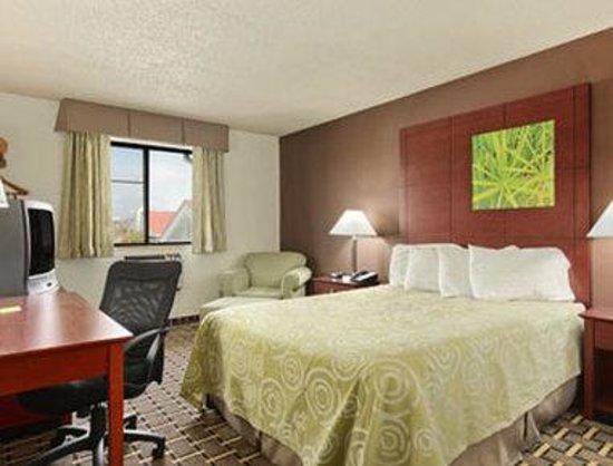 Super 8 Flint Miller Rd/Airport: Standard Queen Bed Room