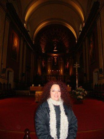 Catedral Matriz: belíssimo interior