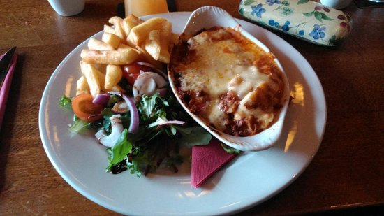 The Highwayman: Lasagna
