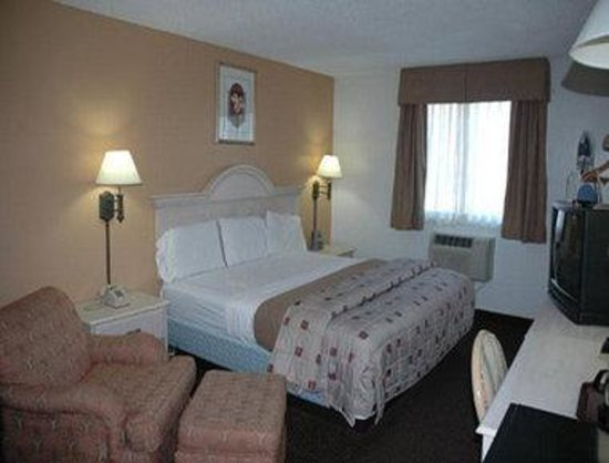 Super 8 Clearwater/St. Petersburg Airport : Guest Room