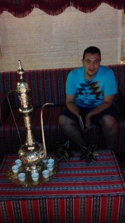 Al Ghurair Rayhaan Dubai: in the lobby
