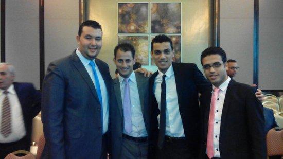 Al Ghurair Rayhaan Dubai: in the conferance room
