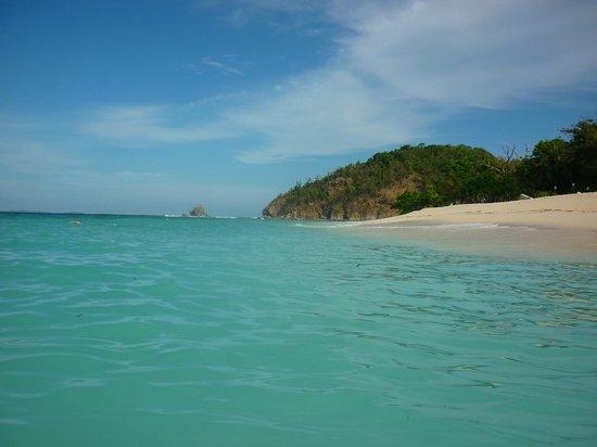 Club Paradise Palawan: Paradie island