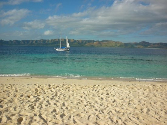 Club Paradise Palawan: la plage
