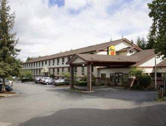 Super 8 Lacey Olympia Area: Welcome to the Super 8 Lacey