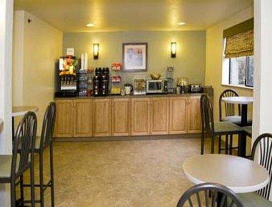Super 8 Lacey Olympia Area: Breakfast Area