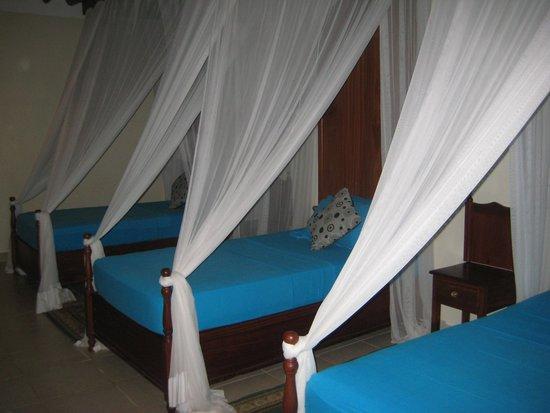 Sunset Kendwa: Chaza room 1