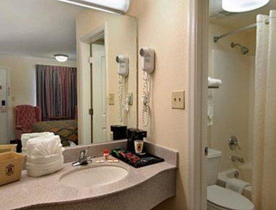 Super 8 Ringgold : Bathroom