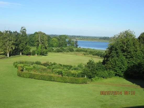 Bloomfield House Hotel, Leisure Club & Spa : view from hotel to lake