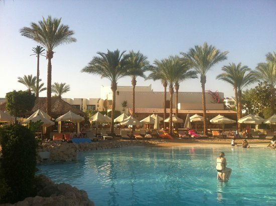 Ghazala Gardens Hotel : Pool
