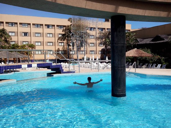 Mabu Thermas Grand Resort: Área_Piscina_2