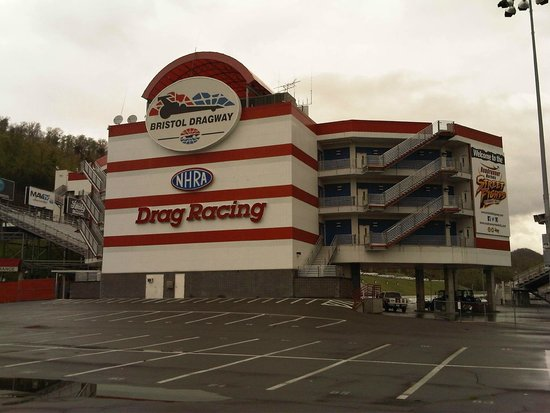 Bristol Motor Speedway: Bristol Drag Racing