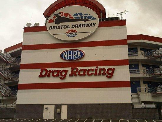 Bristol Motor Speedway: Drag Racing