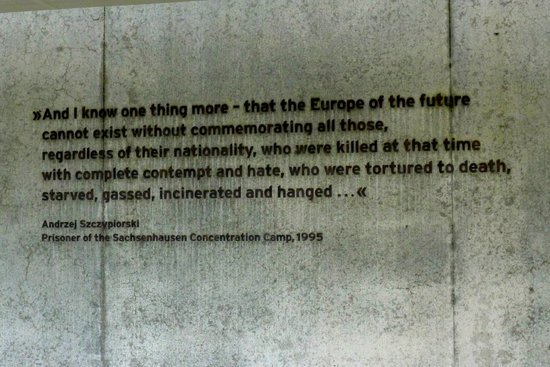 Mosaic Non-Profit Sachsenhausen Memorial Tours: Remember