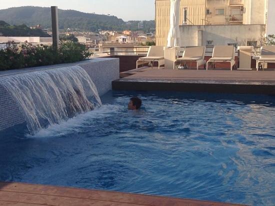 Cosmopolita Hotel-Boutique: piscina terraza