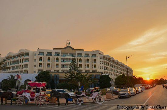 El Mouradi Hammamet: Vue Général  Hotel El mouradi
