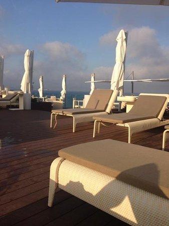 Cosmopolita Hotel-Boutique: terraza superior