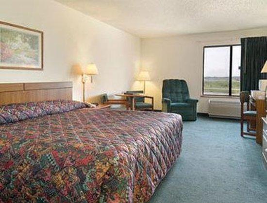 Super 8 Columbus: Standard King Bed Room