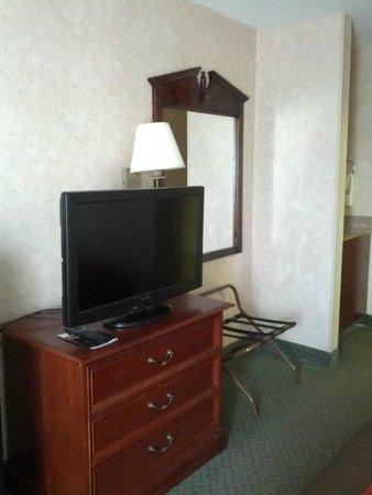 Comfort Inn Airport: TV