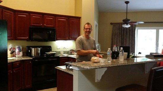 Wyndham Resort at Fairfield Glade: Kitchen