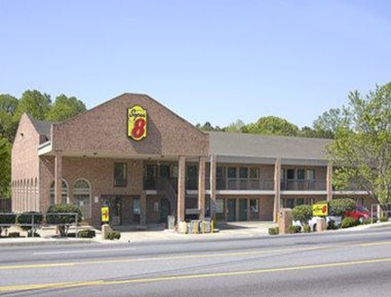 Super 8 Marietta/West/ATL Area: Welcome to Super 8 Marietta