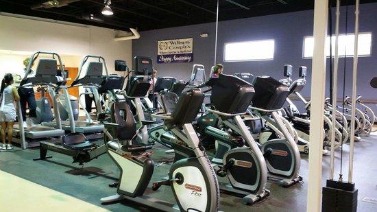 Fairfield Glade, TN: Fitness center