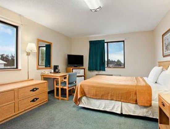 Super 8 Grand Rapids: Standard One Queen Bed Room
