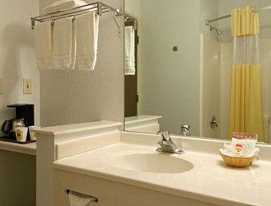 Super 8 Lake Charles/Sulphur: Bathroom