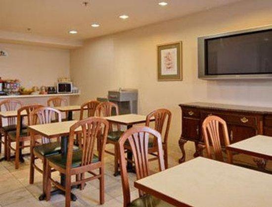 Super 8 Dixon/UC Davis: Breakfast Area