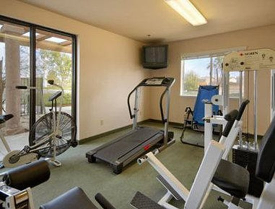 Super 8 Dixon/UC Davis: Fitness Center