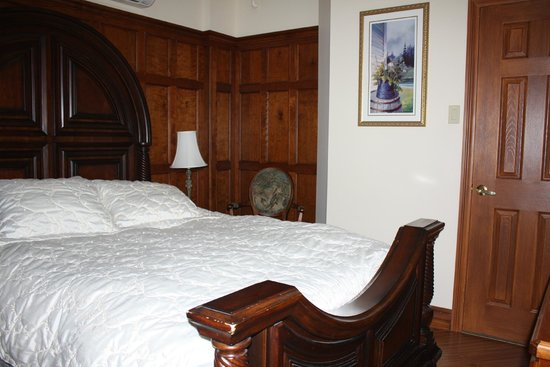 Le Grand Hotel : Chambre