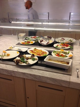 Grande Baia Resort & SPA: Salatbuffet