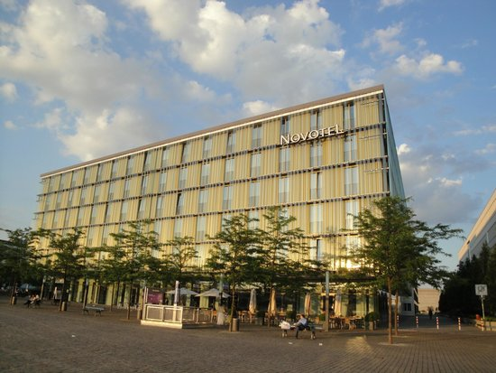 Novotel Munchen Messe : The hotel