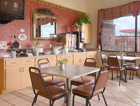 Super 8 Duson Lafayette West Area: Breakfast Area