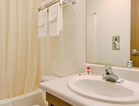Saint Paul Inn: Bathroom