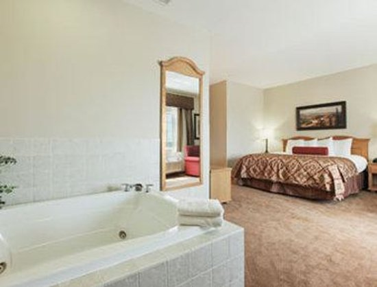 Savanna Inn & Suites : Jacuzzi Suite