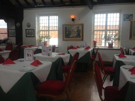 Il Restaurant Alpino: Dine in area