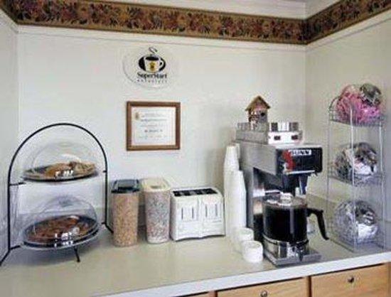 Super 8 Mount Vernon: Breakfast Area